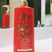 Caress® Tahitian Renewal™ Exfoliating Pomegranate Body Wash uploaded by Chares H.