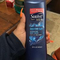 Suave® Men® Refreshing Body Wash uploaded by Cresha J.