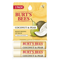 Burt's Bees Coconut & Pear Lip Balm uploaded by Heather G.