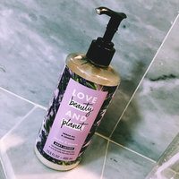 Love Beauty and Planet Argan Oil & Lavender Body Lotion uploaded by J. T.