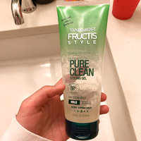 Garnier Fructis Style Pure Clean Styling Gel uploaded by Luana R.
