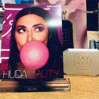 Huda Beauty Matte & Metal Melted Shadows uploaded by Elene T.