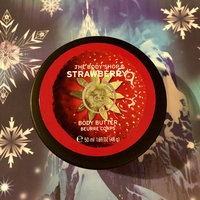 THE BODY SHOP® Strawberry Body Butter uploaded by Doree L.