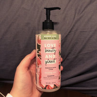 Love, Beauty & Planet Blooming Color Shampoo Murumuru Butter & Rose - 13.5 oz. uploaded by Haley G.