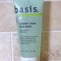 Basis® Cleaner Clean Face Wash 6 fl. oz. Tube uploaded by Olivia P.