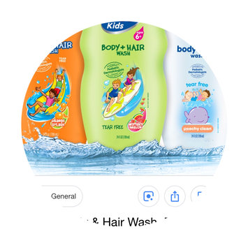 Photo of Dial® Kids Body Wash Peach uploaded by Amberly R.