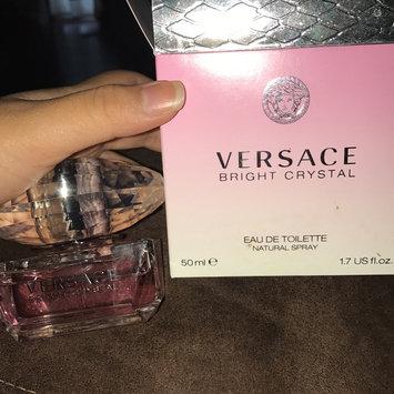 Versace Bright Crystal Eau de Toilette Spray uploaded by Rosa M.