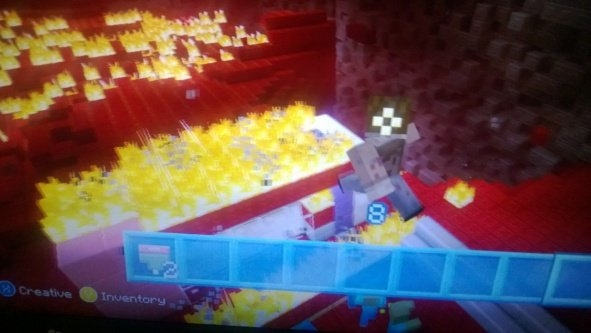 Minecraft uploaded by Ann k.