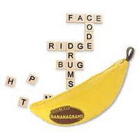 Bananagrams Double Anagram Game uploaded by Karen R.