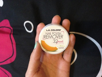 Photo of L.A. Colors Nail Polish Remover Pads  uploaded by Vanessa M.