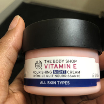 Photo of THE BODY SHOP® Vitamin E Nourishing Night Cream uploaded by Kabirah B.
