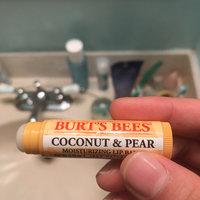 Burt's Bees Coconut & Pear Lip Balm uploaded by Ariel L.
