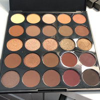Morphe 25B Bronzed Mocha Eyeshadow Palette uploaded by Tara R.