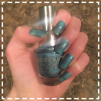 Photo of Morgan Taylor Platinum Professional Nail Lacquer Collection uploaded by Erin P.