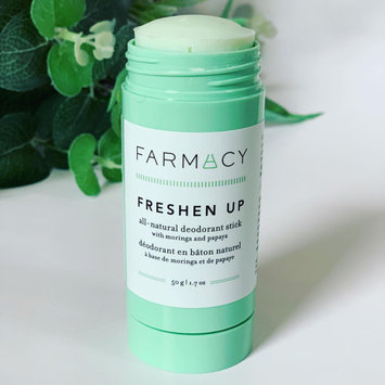 Photo of Farmacy Freshen Up 100% Natural Deodorant 1.7 oz/ 50 g uploaded by Michaela H.