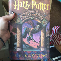 Harry Potter and the Sorcerer's Stone (Hardcover) uploaded by Kate J.
