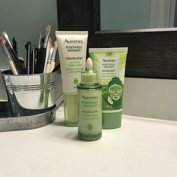 Photo of AVEENO® Positively Radiant® Maxglow™ Infusion Drops uploaded by Kasey H.