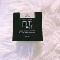 Maybelline Fit Me® Loose Finishing Powder uploaded by Madison P.