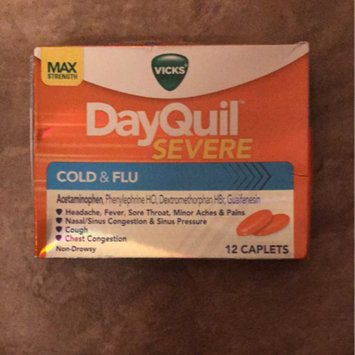Vicks Dayquil Severe Cold & Flu Relief Caplets uploaded by Miranda F.
