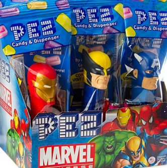 Photo of PEZ Candy uploaded by Sandra G.