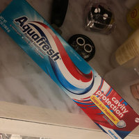 Aquafresh Cavity Protection Fluoride Toothpaste, Cool Mint, 5.6 oz uploaded by Nicki G.