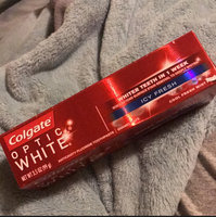 Colgate® OPTIC WHITE® ICY FRESH Toothpaste Cool Fresh Mint uploaded by Flor A.
