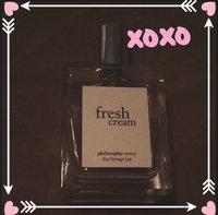 philosophy fresh cream spray fragrance uploaded by Natalie W.
