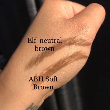 Photo of e.l.f. Cosmetics Ultra Precise Brow Pencil uploaded by Melissa V.