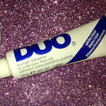 Photo of DUO Eyelash Adhesive Clear uploaded by Arianna C.