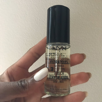 Photo uploaded to NYX Professional Makeup Hydra Touch Oil Primer by Chary O.