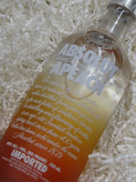 Absolut Apeach Vodka uploaded by Allie T.