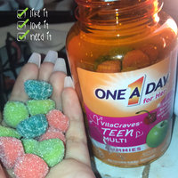 One A Day® Teen for Her VitaCraves® Gummies uploaded by Allyson D.