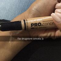 L.A. Girl Pro Conceal HD Concealer uploaded by fatima carolina t.