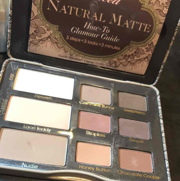 Too Faced Natural Eye Neutral Eye Shadow Collection uploaded by Lisa C.