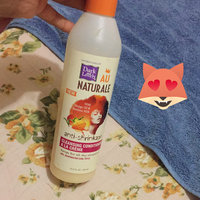 Dark and Lovely Au Naturale Anti-Shrinkage Cleansing Conditioner A-La-Creme, 13.5 fl oz uploaded by fatima carolina t.