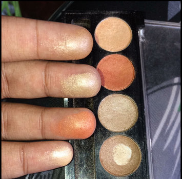Photo of L.A. Colors 5 Color Metallic Eyeshadow uploaded by Anjali M.