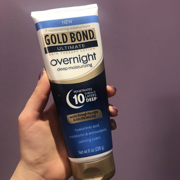Photo of Gold Bond Overnight Hand and Body Lotions (Pack of 14) uploaded by bridge ☺.