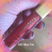 MILANI BRILLIANT SHINE® LIP GLOSS uploaded by Grace A.
