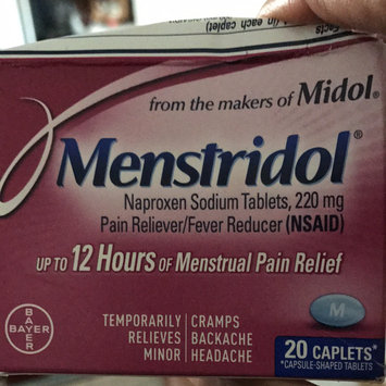 Midol Menstridol Extended Relief Caplets uploaded by Omeka E.