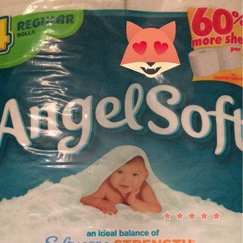 Photo of Angel Soft Classic White Bath Tissue uploaded by Blessed H.