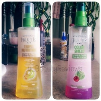 Garnier Fructis Haircare Triple Nutrition Nutrient Spray for Dry to Over-Dried or Damaged Hair uploaded by Kat V.