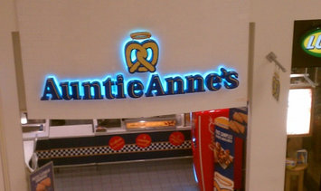Auntie Anne's Pretzel uploaded by Alicia H.