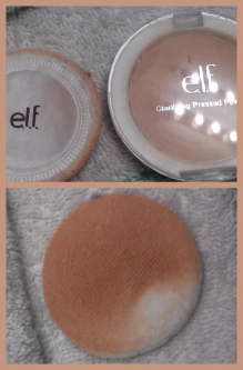 e.l.f. professional Powder Puffs uploaded by Anastasia V.