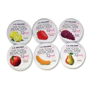 Photo of L.A. Colors Nail Polish Remover Pads  uploaded by Marili C.