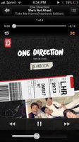 One Direction Take Me Home Yearbook Edition uploaded by Celina F.