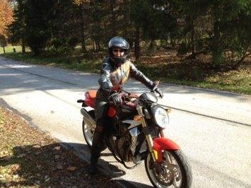 Rider uploaded by Irina K.