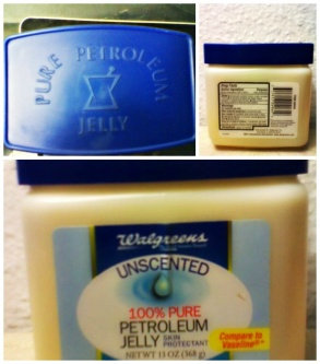 Photo of Walgreens Petroleum Jelly uploaded by Beatriz R.
