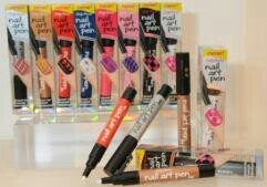 Sally Hansen Nail Art Pens uploaded by Nicole M.
