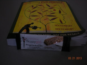 Photo of Skinnygirl Daily On-The-Go Bars uploaded by Shanna F.