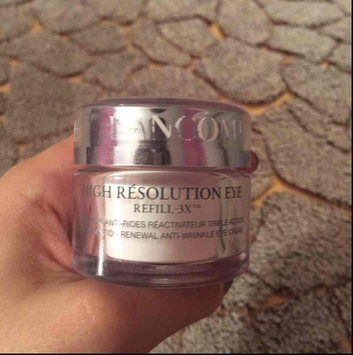 Photo of Lancôme High Résolution Eye Refill-3X™ Triple Action Renewal Anti-Wrinkle Eye Cream uploaded by Amena Y.